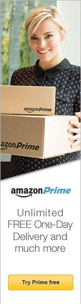 Try Amazon Prime for Free